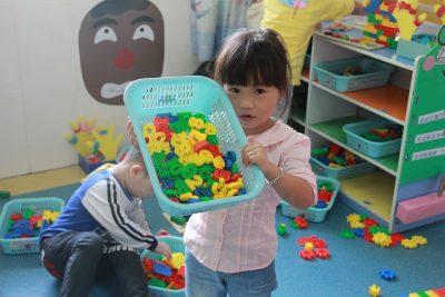 żłobek - opieka nad dziećmi