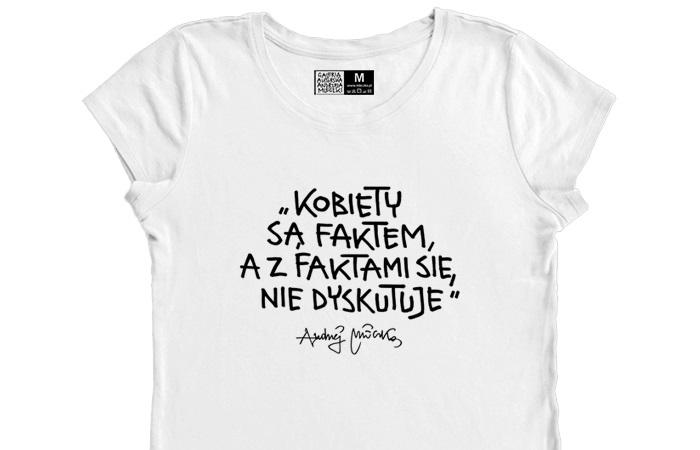 zabawne koszulki damskie