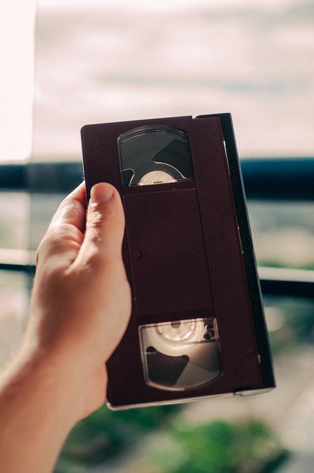 przegrywanie filmów 8mm