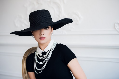 biżuteria perły